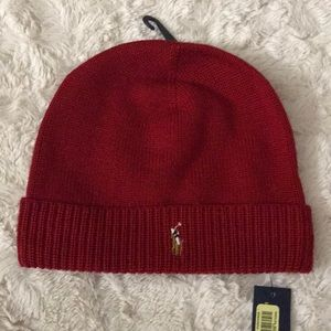 Polo Ralph Lauren Merino Wool Hat OS